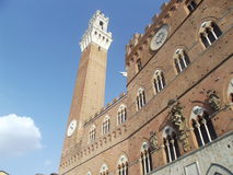 Siena. Historic building, done with the passion of the italian masters in sculpture, archtecture, paint and other ways of artistic expressions. In addition, the Stock Images