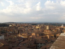 Siena historic Stock Photos