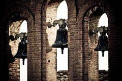 Siena historische architectuur stock fotografie