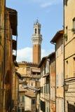 Siena Italië Royalty-vrije Stock Fotografie