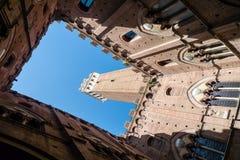 Siena, Italië Royalty-vrije Stock Foto's