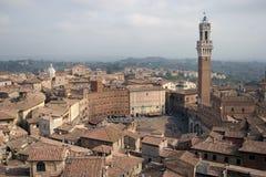 Siena, Italia Fotografía de archivo