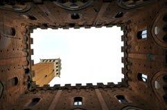 Siena, Italia Immagini Stock Libere da Diritti