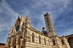 Siena, Italian destination Stock Image