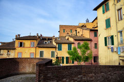 Siena, Italian destination Stock Photos