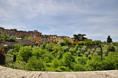Siena, Italian destination Royalty Free Stock Image