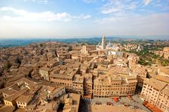 Siena, Italien Lizenzfreie Stockfotografie
