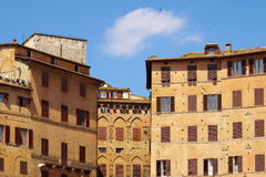 Siena, Italy Royalty Free Stock Photos