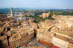 Siena, Italy Stock Photos