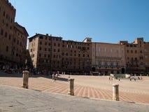Siena-Italy Stock Image