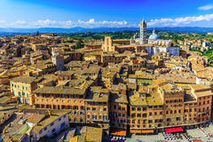 Siena, Italy Stock Photo