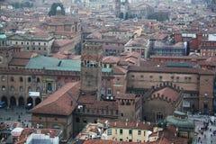 Siena Italy Overview Stock Photo