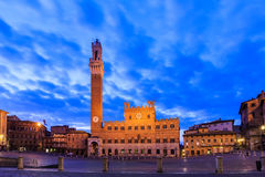 Siena, Italy Royalty Free Stock Photo