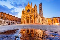 Siena, Italy. royalty free stock photo