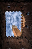 Siena. Italy Stock Photos