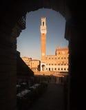 Siena, Italy Royalty Free Stock Photo