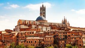 Siena Italy Stock Photography