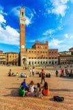 Siena, Itlay Foto de Stock
