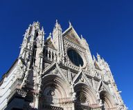 Siena Kathedraal Stock Afbeeldingen