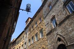Siena - la Toscana Fotografie Stock Libere da Diritti