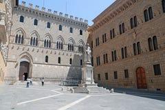 Siena - la Toscana Immagini Stock