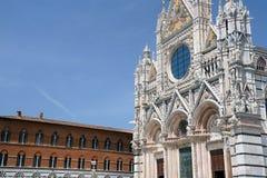 Siena - la Toscana Fotografia Stock Libera da Diritti