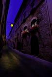 Siena at Midnight Royalty Free Stock Photo