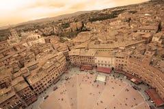 Siena skyline Stock Photo