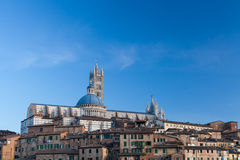 Siena skyline Stock Photos