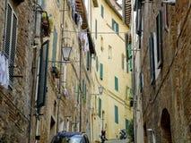 Siena street. Siena, Italy Royalty Free Stock Photography