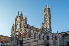 Siena Toscana Italy Fotografia Stock Libera da Diritti