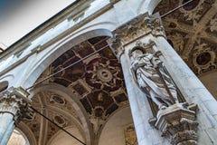 Siena Toscana Italy image stock