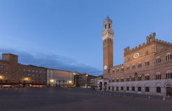 Siena - Toscanië - Italië Stock Foto