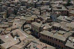 Siena Toscany Stock Image