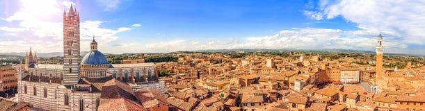 Siena, Tuscany, Italy Royalty Free Stock Image