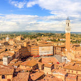 Siena, Tuscany, Italy Stock Photo