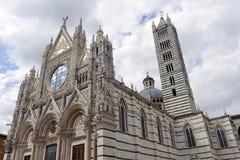 Siena (Tuscany, Italy) - Duomo Royalty Free Stock Images