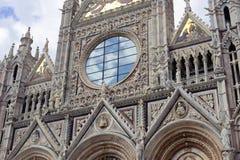 Siena (Tuscany, Italy) - Duomo Stock Photos