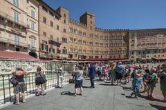 Siena tuscany italy europe source gaia Royalty Free Stock Photos