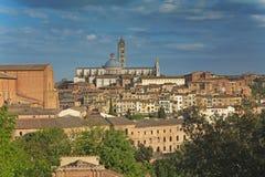 Siena (Tuscany, Italy) Stock Images