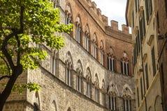 Siena (Tuscany, Italy) Royalty Free Stock Image