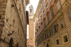 Siena (Tuscany, Italy) Royalty Free Stock Photos