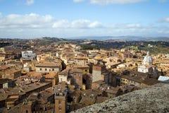 Siena in Tuscany, Italy Stock Photo