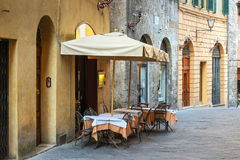 Siena, Tuscany, Italy. Stock Photo