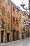 Siena (Tuscany, Italy) Royalty Free Stock Photography