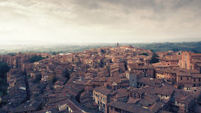 Siena, Tuscany, Italy Royalty Free Stock Photography