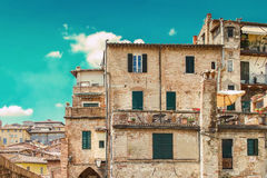 Siena, Tuscany region, Italy. Royalty Free Stock Photos