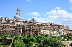 Siena, Tuscany Royalty Free Stock Images