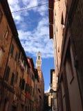 Siena vera Foto de Stock Royalty Free
