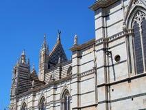 Sienna Cathedral, Italia foto de archivo libre de regalías